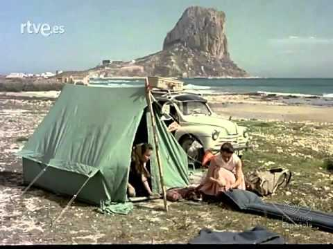 COSTA BLANCA (Alicante). Año 1958