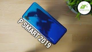 HUAWEI P SMART 2019: è sempre lui, PREZZO BASSO e CHE LOOK! | anteprima ITA | TuttoAndroid