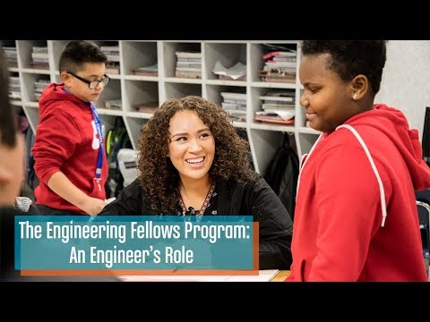The Engineering Fellows Program: The Engineer's Role