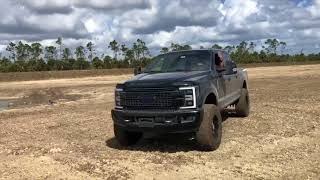 2017 F-250 Superduty Off-Roading!!!