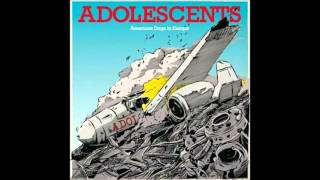 Adolescents - Conquest Of The Planets Of The See Monkeys