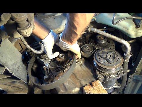 Zahnriemenwechsel Benzinmotor Vw Ag Skoda Fabia 1 4 1