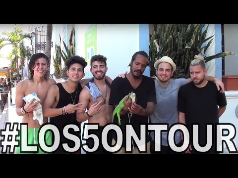 LOS 5 - Mas Florida - Radio Promo