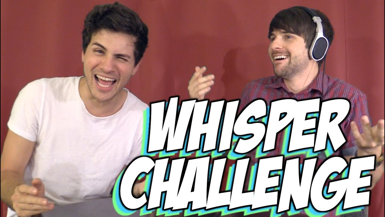 The whisper challenge youtube