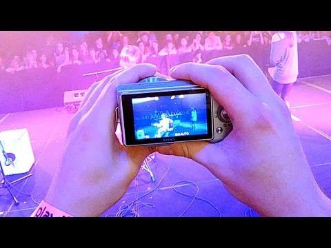 Playlist LIVE 2013 Through Chris's Eyes!