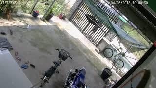 Trộm xe tại ấp mít nài xã phước thạnh huyện củ chi