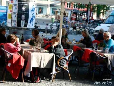 🇮🇹Ristorante ITALIANO Pompei - Copenhagen - Summer Terrace