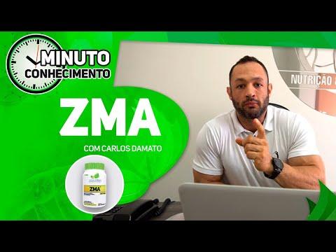 Download PRA QUE SERVE O ZMA? BENEFÍCIOS DO ZINCO