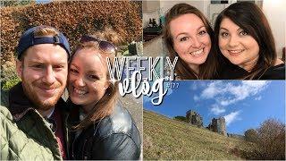 Weekly Vlog #177 | Corfe Castle & Meeting Victoria!