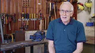 Retirees, young adults + Occupational Therapy students | Men's Shed Mentor Program