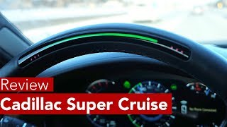 Cadillac Super Cruise Review