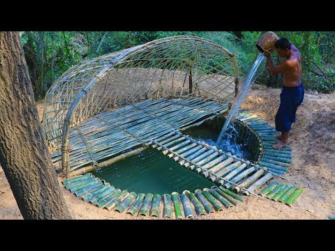 Bamboo Roundhouse Past 2