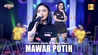 Syahiba Saufa ft Ageng Music - Mawar Putih (Official Live Music)