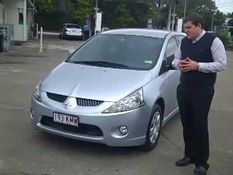 2007 Mitsubishi Grandis