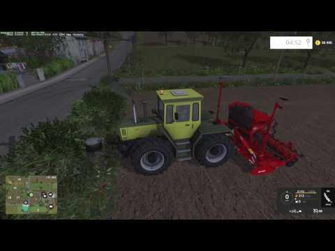 Episode 8 carrière suivie Old Streams map / Farming Simulator 2015