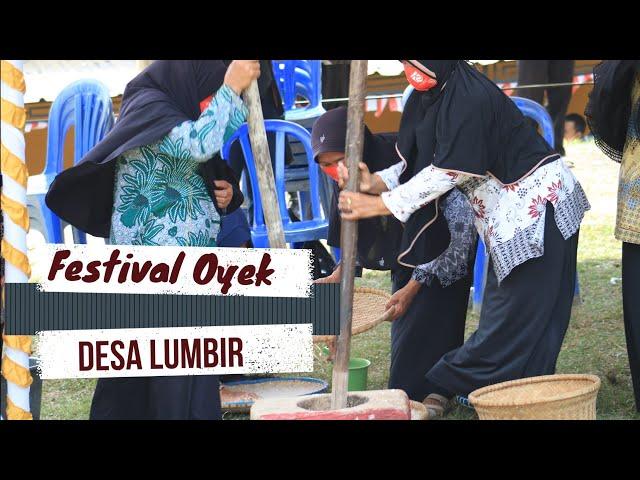 FESTIVAL OYEK LUMBIR
