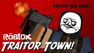 ROBLOX TTT/Traitor Town w.GunslingerPro6