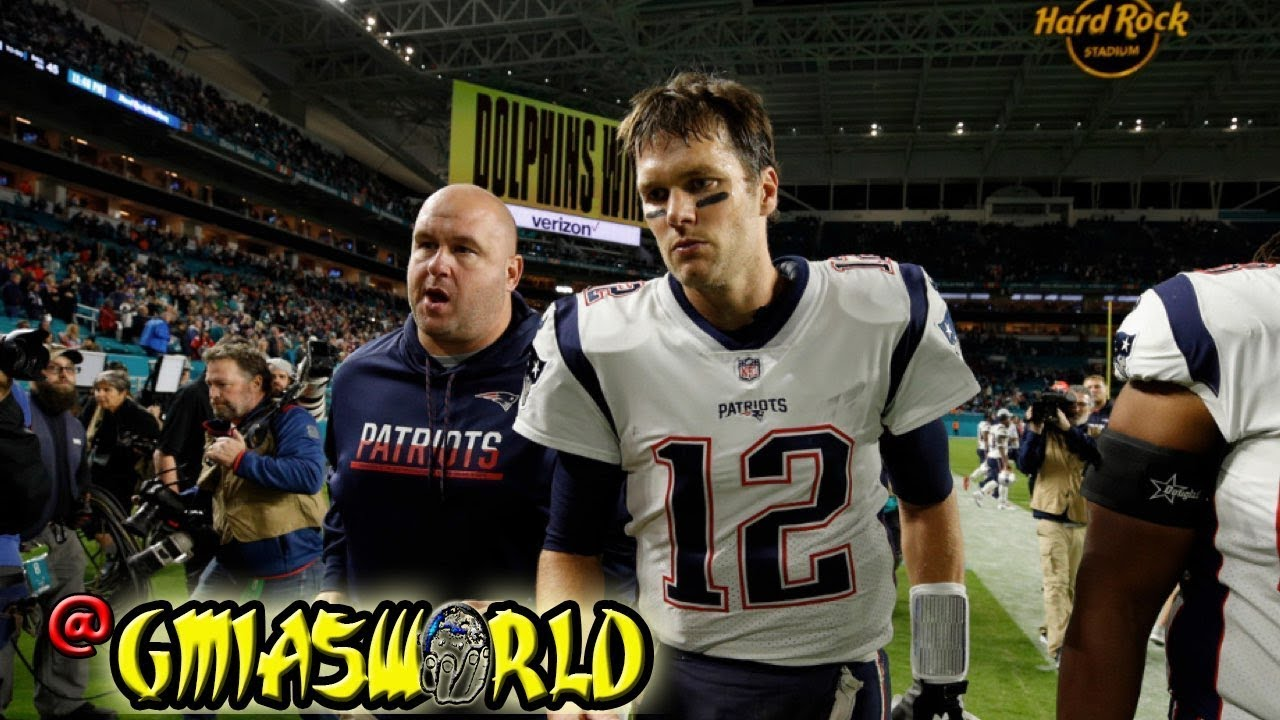 Tom Brady Outplayed By Jay Cutler As Dolphins Defeat Patriots | Week 14 MNF NFL 2017