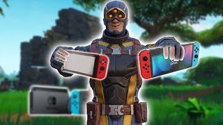 🔴Fortnite Nintendo Switch Player // Solo Matches // Happy Labor Day // CODE: PROMETHEUSKANE