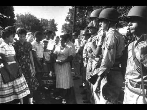 Desegregation and the Little Rock Nine!!!