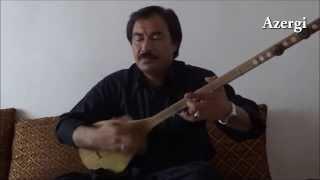 Azergi, Jawani Raft, new hazaragi song