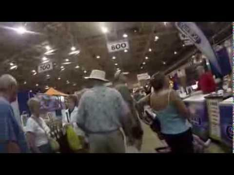 Looking inside Retail/Shopping @ Flordia State Fair 2014