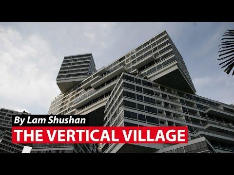 Ole Scheeren: The Vertical Village | CNA Insider