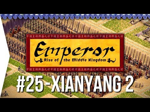 Emperor ► Mission 25 The Terracotta Army - [1080p Widescreen] - Let's Play Game