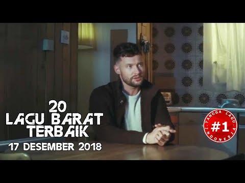 20 Lagu Barat Terbaik  (17 Desember  2018)