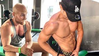Muskelaufbau mit nur 2 Stunden Training pro Woche!