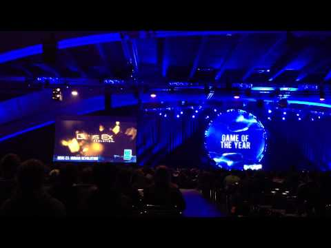 GDC 2012 Game Of The Year Award On 'The Elder Scrolls V' By Skyrim