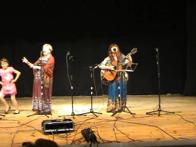 Бакенбарды 2013  Концерт ансамблей  Часть 2