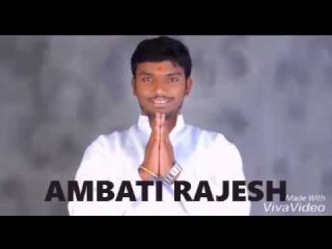 Oldcity Rajesh anna new song 2016