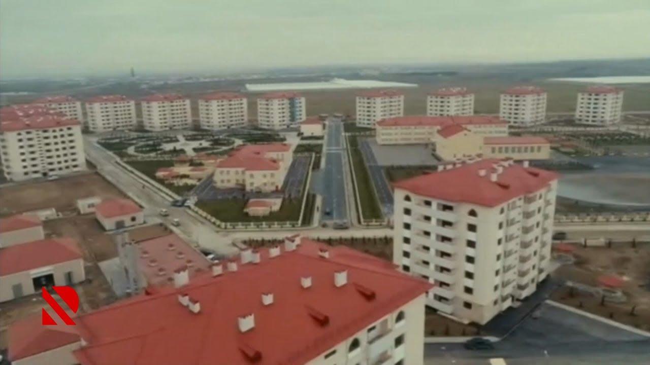 Məcburi köçkünlər üçün istifadəyə veriləcək yaşayış massivləri açıqlandı