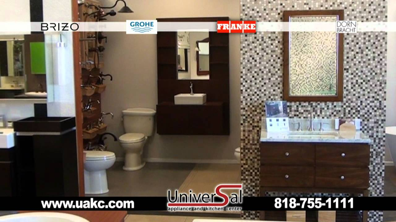 Universal Kitchen and Bath Center - YouTube