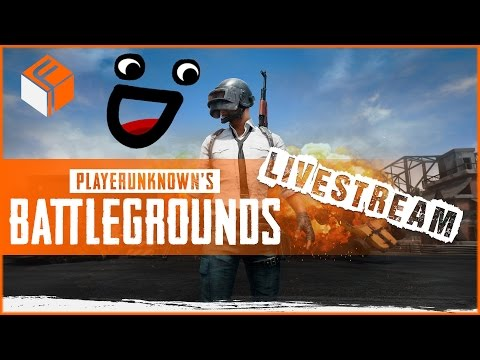 PlayerUnknown's BATTLEGROUNDS - Salvage Group Sunday (With a Win!)!