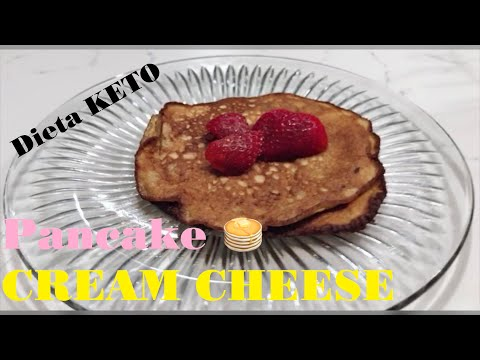 pancake-de-cream-cheese-/-dieta-keto-/-low-carb.