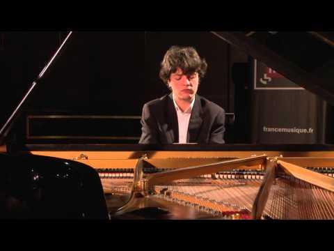 Schumann : Kreisleriana, opus 16 par Rémi Geniet