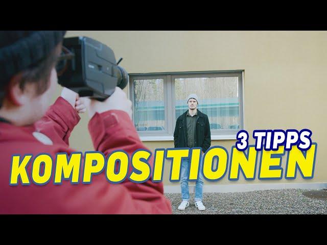 Bildkomposition - 3 Tipps von unseren Masterclass-Studierenden