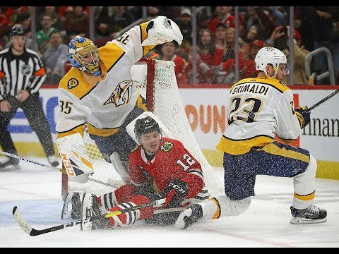 NHL POWER RANKINGS: Traikos picks the top 5 hockey teams