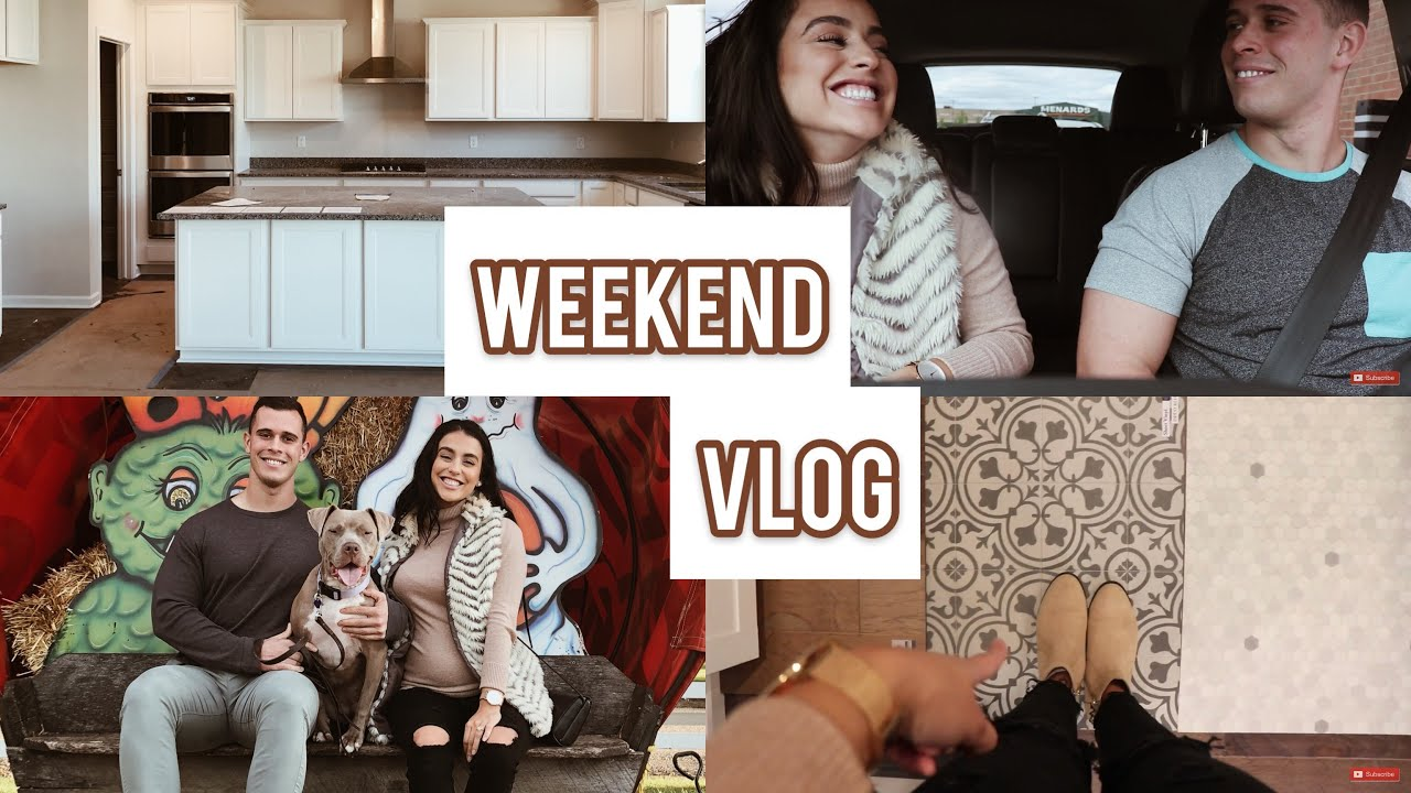 weekend-vlog-pregnancy-issues-new-house