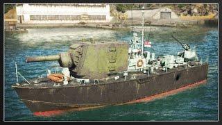 KV-2 Derp Cannon of the Sea! I
