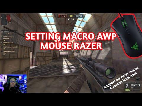 Setting Macro Mouse