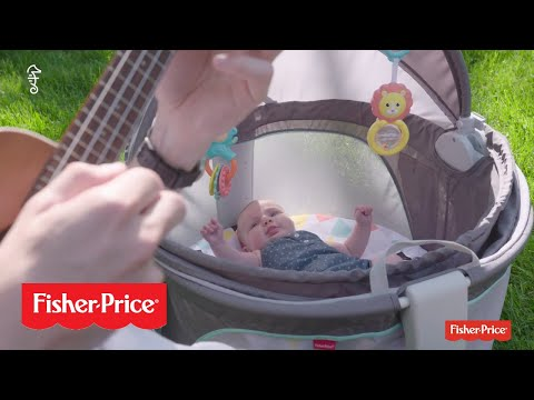 On-the-Go Baby Dome | Fisher-Price