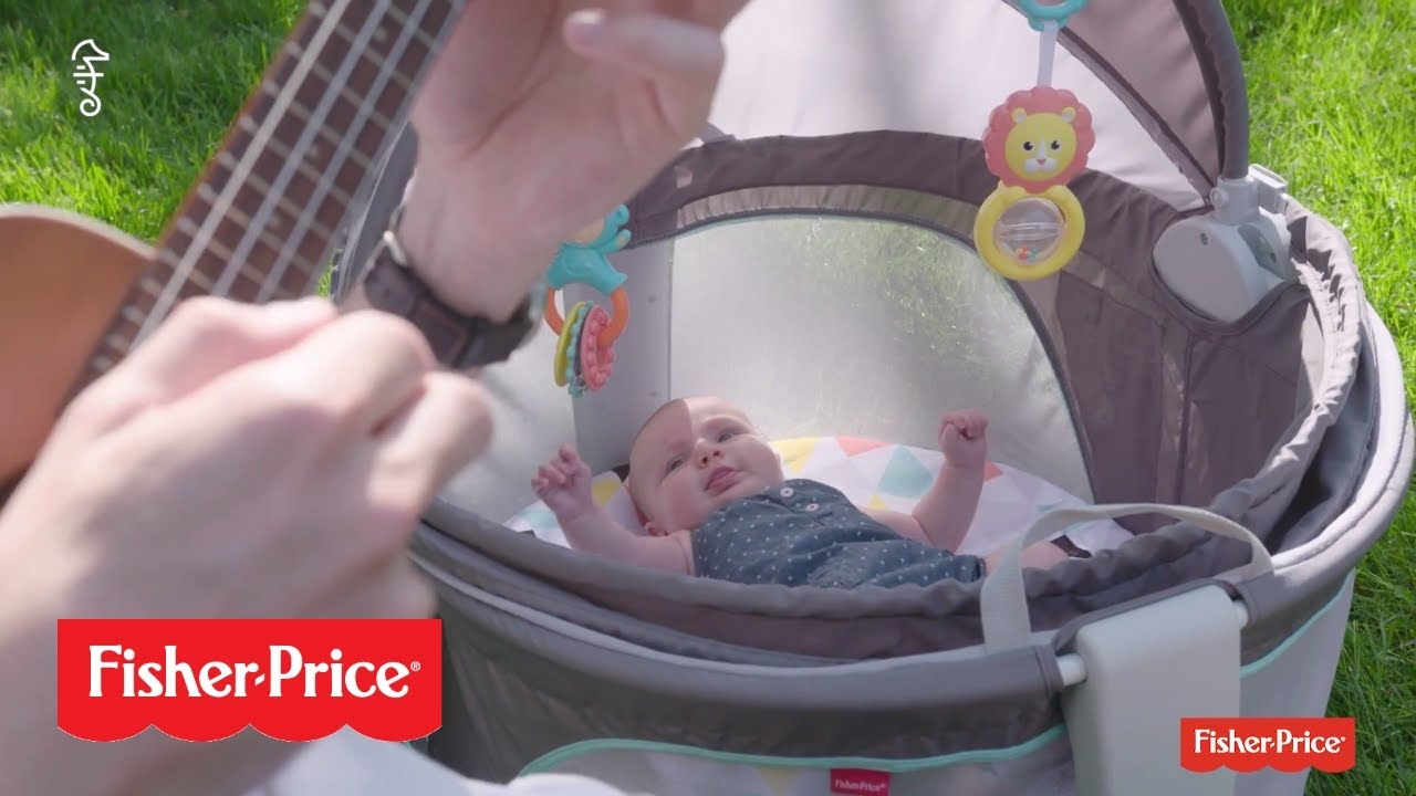 b4522c252 On-the-Go Baby Dome | Fisher-Price - YouTube