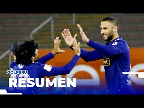 Cienciano Sporting Cristal Goals And Highlights