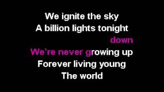 J L S    Billion Lights   Copy
