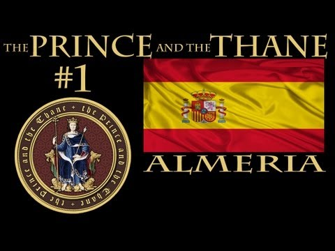 Crusader Kings 2 The Prince And The Thane Mod Let's Play Sheikh Of Almeria (1)