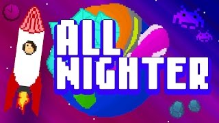 GAMING SONG 'All Nighter' by TryHardNinja (Official Animated Lyric Video)
