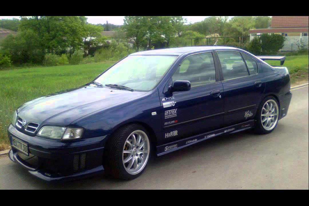 nissan primera p11 tuning cars youtube